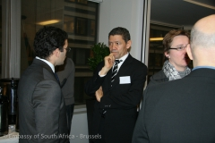 COEGA Dev. Corp. Seminar - South African Embassy Brussels (20130207)