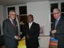 Meeting with Kris Peeters and Baron Paul Buysse