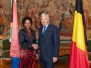 Minister Nkoana-Mashabane Belgium 2013