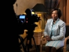 Minister of International Relations and Cooperation, Ms Maite Nkaona-Mashabane being interviewed by media, ahead of the SA EU Summit to be held in Brussels, Belgium.