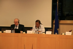 Visit by Minister Pandor